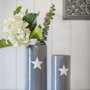 1 Star vases