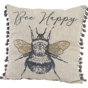 14 Bee happy cushion