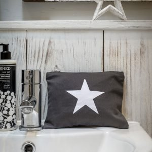 43 Star make up pouch – small