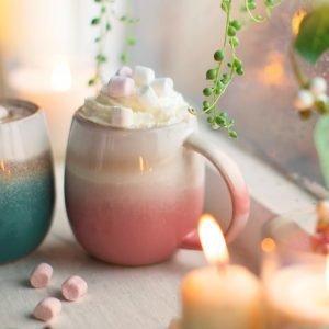 pink ombre mug 1
