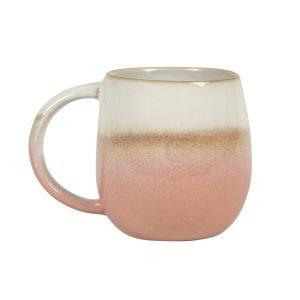 pink ombre mug 2